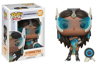 181 symmetra overwatch toys collectables funko funko