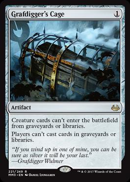 Grafdiggers Cage