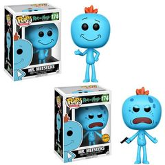 Animation Series - #174 - Mr. Meeseeks (Rick and Morty)