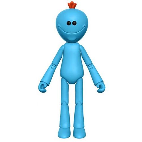 Rick And Morty: Action Figure - Mr. Meeseeks
