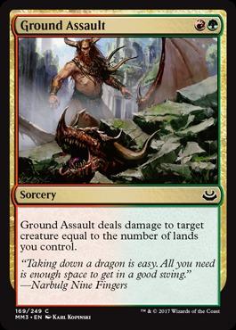Ground Assault