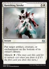 Banishing Stroke - Foil (MM3)