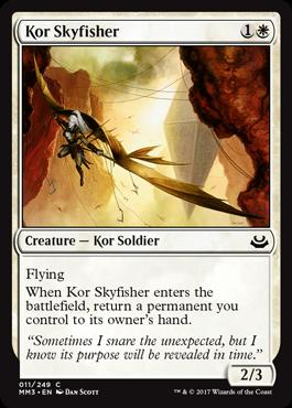 Kor Skyfisher - Foil