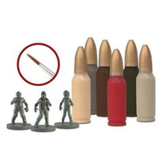 The Walking Dead: All Out War - Walker Paint Set