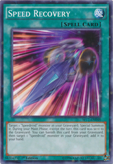 Speed Recovery - SP17-EN048 - Starfoil Rare - 1st Edition