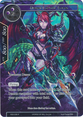 Demon Captain, Eligos (Full Art) - RDE-035 - R