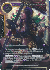 Viola, Obsidian Dragon Princess (Full Art) - RDE-039 - SR