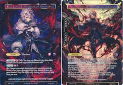 Gill Lapis, Conqueror of Attoractia // Gill Lapis, Rebel of Darkest Fires - RDE-061 - R - Foil