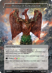 Memoria of Reincarnation - RDE-099 - R - Foil