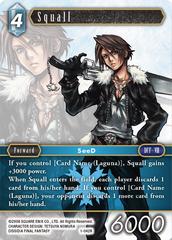 Squall - 1-042R - Foil