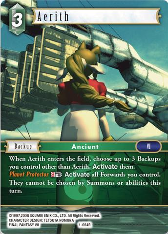 Aerith - 1-064R - Foil
