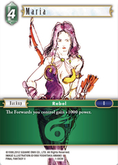 Maria - 1-083H - Foil