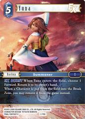 Yuna - 1-176H - Foil