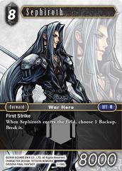 Sephiroth - 1-186L - Foil