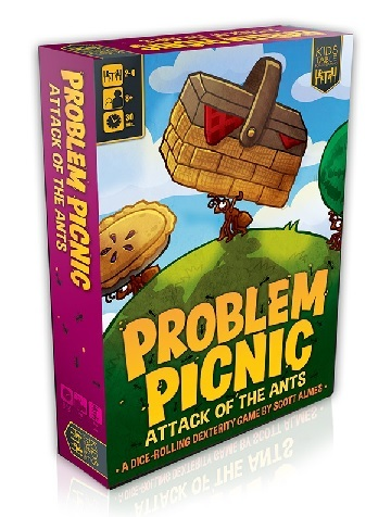Problem Picnic Card Game