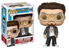 Funko Pop - Spider-man: Homecoming - #226 - Tony Stark