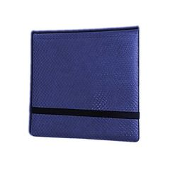 Legion 12 Pocket Dragon Hide Binder: Blue