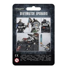 Deathwatch Upgrade Pack ( 39-15 )