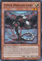 Cyber Dragon Core - SDCR-EN001 - Super Rare - Unlimited Edition