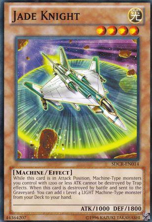 Jade Knight - SDCR-EN014 - Common - Unlimited Edition