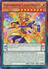 Performapal Laugh Maker - RATE-EN004 - Rare - Unlimited Edition on Channel Fireball