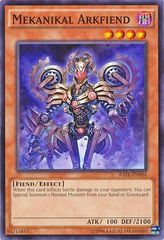 Mekanikal Arkfiend - RATE-EN094 - Common - Unlimited Edition