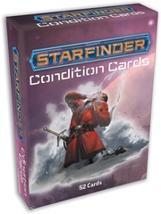 Starfinder Roleplaying Game: Condition Cards