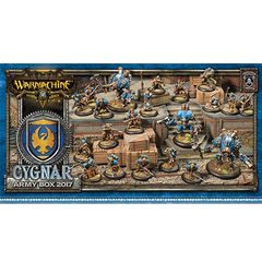 All-In-One Army Box 2017 - Cygnar - pip31902