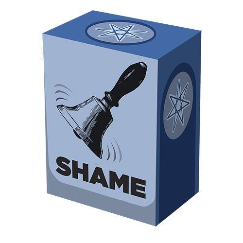 Legion Deck Box: Shame