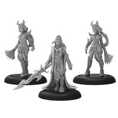 Hordes: Skorne - Dominar Morghoul And Escorts