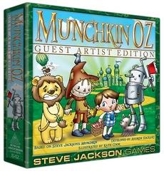 Munchkin Oz Guest Artist Edition - Katie Cook