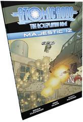 Atomic Robo: Majestic 12