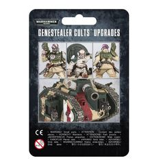 Genestealer Cult Upgrades