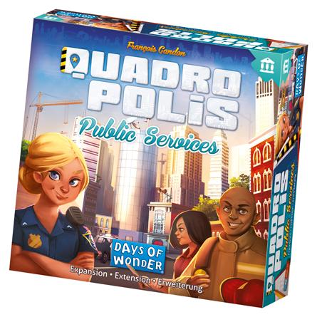 Quadropolis: Public Services Expansion