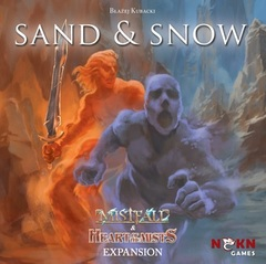 Mistfall Sand And Snow