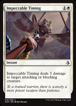 Impeccable Timing - Foil