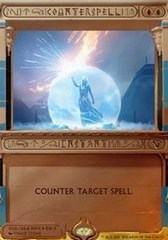 Counterspell - Foil (Amonkhet Invocation)