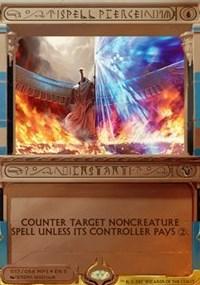Amonkhet Invocations Magic MTG MINT CARD FOIL MIND TWIST Masterpiece Series