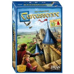 Carcassonne (New Edition Base Game)