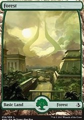 Basic Forest (Full Art)
