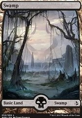 Swamp (Full Art) (252)