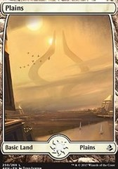 Plains (Full Art) (250) - Foil