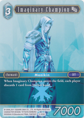 Imaginary Champion - 2-029C - Foil