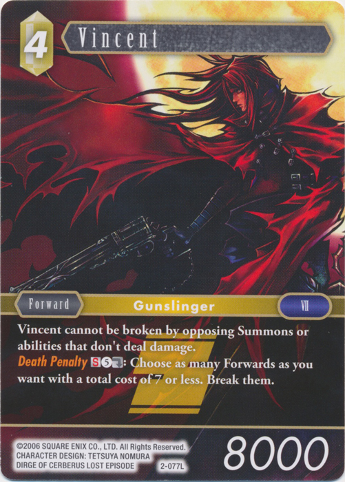 2-023H Final Fantasy RUBICANTE - FFTCG Opus 2 Hero Forward