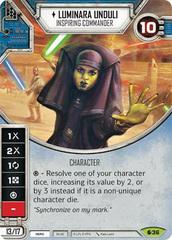 Luminara Unduli - Inspiring Commander