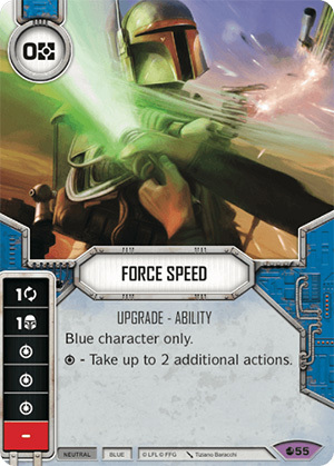 Force Speed