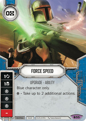 Force Speed (sold w/ matching die)