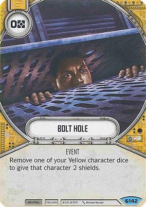 Bolt Hole