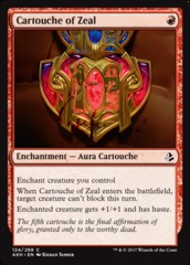 Cartouche of Zeal - Foil