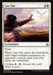 Cast Out - Foil on Channel Fireball